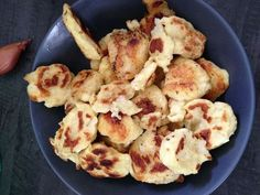 Pâtes alsaciennes (Knepfle) - Recette de cuisine Marmiton : une recette