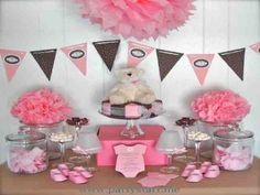 baby shower gunsten
