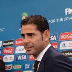 Official Statement: Fernando Hierro, first-team assistant coach in replacement of Zinedine Zidane