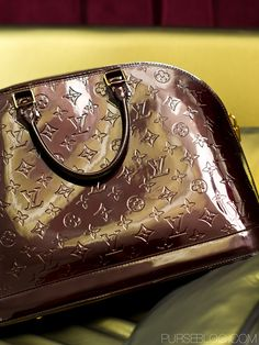 Louis Vuitton Alma -- have and love! the Alma is timeless!