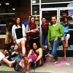 GO #withoutshoes @TOMS @Tony Griffith