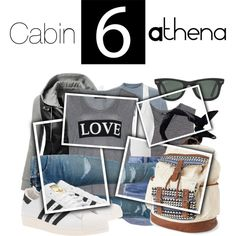Athena-- Quest by its-about-time-someone on Polyvore featuring Carmakoma, MANGO, Intimissimi, Acne Studios, J.TOMSON, Yves Saint Laurent, adidas Originals, Aéropostale, Ray-Ban and Boohoo