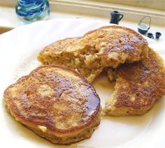 Apple & Oat Fritters by Quirky Cooking