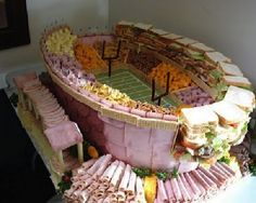 Ultimate Super Bowl Snack Tray