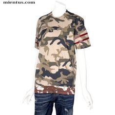 DSQUARED2 T-Shirt Camouflage