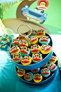 Paul Frank. This one would be for me:)