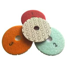 3 Steps diamond polishing pads which can cut down polishing time are used for stone, concrete and terrazzo grinding and polishing. Grinding Machine, Mars, Concrete, China, Tools, Diamond, Projects, Log Projects, Instruments
