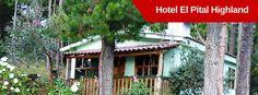 Fotos, recomendaciones y datos de contacto de hotel el Pital Highland, Chalatenango, el salvador. Hotel en Chalatenango.