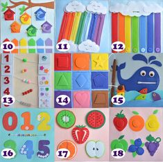 Custom quiet book baby Felt toddler busy book Montessori   Etsy Diy Quiet Books, Felt Quiet Books, Baby Quiet Book, Sticky Roller, Pink Castle, Toddler Books, Busy Book, Book Activities, Summer Activities