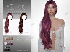 Sims 4 Mods Clothes, Sims 4 Clothing, Sims 4 Mac, Sims Cc, Toddler Hair Sims 4, Marigold Sims 4, Sims Challenge, Sims 4 City Living, Sims 4 Cc Folder
