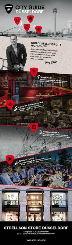 quality design 37a0c 56b3c Die 24 besten Bilder von Strellson City Guides | Stadtführer ...