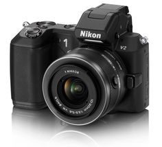 ギズモード・ジャパン - メカメカ感がすごい「Nikon1 V2」発売決定