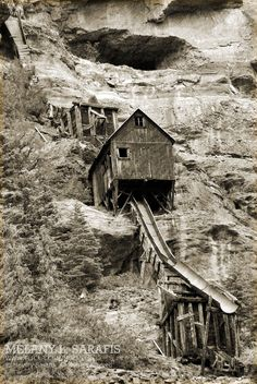 Photograph Abandoned Mine by Melany S on 500px