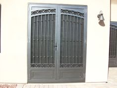Great Gates Security Door in Gold Canyon