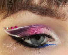 The Best Eyeshadow for Blue Eyes.........Pinkalicious
