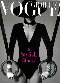 Vogue Gioiello  30 Anni di Vogue Gioiello  15. Work by Giovanna Battaglia.