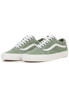 The Women's Old Skool in Sea Spray and True White