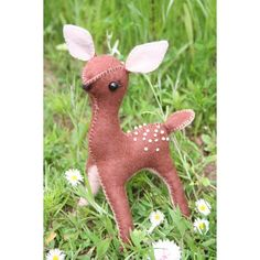 Flora the Fawn Sewing Kit