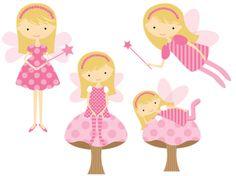 fairies clipart 3 375x281