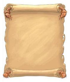 cmo hacer un pergamino a lo largo de la historia los pergaminos eran los soportes