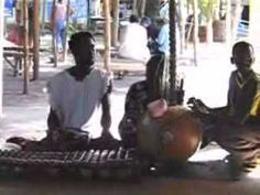 Traditional music - Gambia