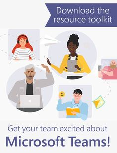 Are you looking for resources to get your organization as excited about Microsoft Teams as you are? Look no further, all the posters, flyers, handouts, and email messages you need are right here, including a new Use Case booklet for Higher Ed! Microsoft Classroom, Online Classroom, Microsoft Office, Computer Literacy, Computer Tips, Team Teaching, Vocabulary Games, Online Lessons, Technology Integration