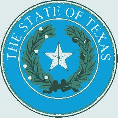 Texas State Seal - Great Seal of the State of Texas