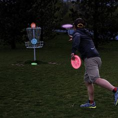 Flashflight® LED Disc Golf