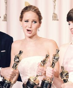 Love this face..... love her... Jennifer Lawrence