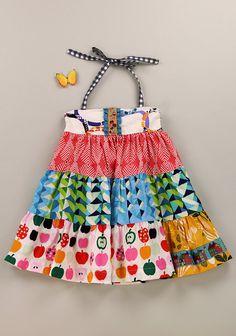 Have Some Fun Tiered Ellie Dress (RV $76)