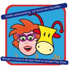 Populairste leerzame kinderapps van deze week in Google Play