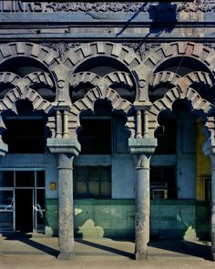 Architecture of Cuba by michael eastman-