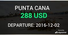 Flight from Phoenix to Punta Cana by United #travel #ticket #flight #deals   BOOK NOW >>>