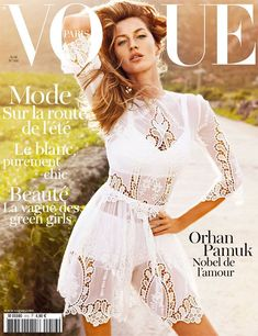 Gisele Bundchen Vogue April 2011