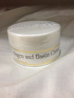 Collagen and Elastin Cream Bliss Products, Collagen