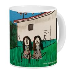 Taza Hermanas