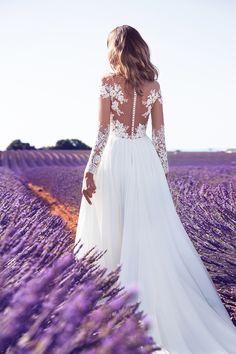 Violet #wedding dress by Viero #Milla Nova #Milla Nova2018 #MillaNova2017 #weddingdress #dress #hautecouture #couture #gown #love #ido #bride #bridal #bridetobe #luck #love #style #fashion #bride #bridetobe #Chicagowedding #weddingideas