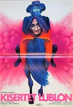 Kísértet Lublón (1976) Movies, Movie Posters, Art, Art Background, Films, Film Poster, Kunst, Cinema, Movie