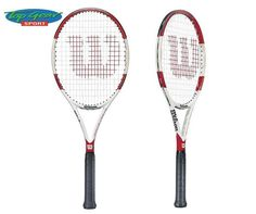 #TopGearSport has a wide range of sport gear available in store. Such as these #Wilson tennis racquet. For more information call us on 044 873 0626 or visit us in store.