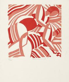 Exhibition on now - at Graves Gallery above us at Central Library www.uk/libraries/all-libraries/centrallending.html Leonard Beaumont, Sun Bathers, linocut. Linocut Prints, Art Prints, Block Prints, Graphic Prints, Graphic Design, Musa, Sculpture, Printmaking, Sheffield