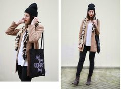 We Are MIXT Bloggers wearing O My Bag cotton tote!