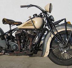1937 Indian engine.