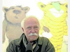 horst eckert - janosch - writer of children books
