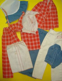 Vtg Barbie Best Buy 70s Doll Clothes Lot SWEET 16 SEARS EXCLUSIVE Set 1974 NC #1 | eBay