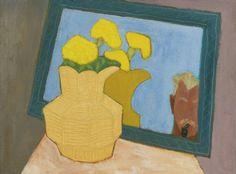 Milton Avery: Yellow Flowers (1949)