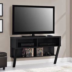 Ameriwood Home Mason Ridge Mobile 46 Inch TV Stand | Couples Studio Living  | Pinterest | 46 Inch Tvs, Tv Stands And Studio Living