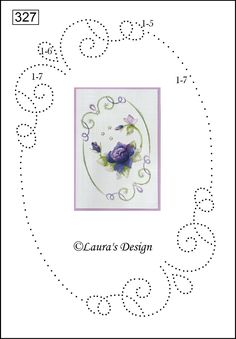 Embroidery Cards, Embroidery Patterns, Hand Embroidery, Card Patterns, Stitch Patterns, Art Carte, Crochet Doily Patterns, Doilies Crochet, Sewing Cards