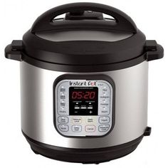 One of the largest Instant Pot models, the Viva model features nine cooking methods. As with all Instant Pots, the Instant Pot Viva is a smart m Best Pressure Cooker, Electric Pressure Cooker, Instant Pot Pressure Cooker, Pressure Cooking, Slimming Eats, Slimming World Recipes, Barbacoa, Rice Cooker, Slow Cooker