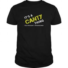 CANTY Shirt - Let try the Tshirts of CANTY and will see the special things - Coupon 10% Off