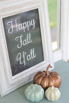 Budget Friendly Fall Decor - neutral colors for Fall - artsychicksrule…